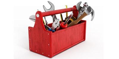 Kannst du diese 10 Werkzeuge benennen?