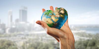 Auf welchem Kontinent ist dein Herz zu Hause?