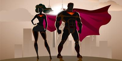 Was wäre dein Superhelden-Name?