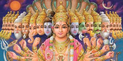 Welche Hindu-Gottheit schlummert in dir?