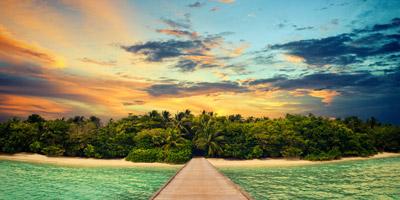 Weißt du, wozu diese 20 bekannten Inseln gehören?