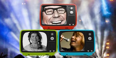 Erkennst du die alten und neuen Comedians?