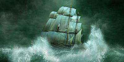 Mit welchem berühmten Seefahrer hättest du in einem früheren Leben zur See fahren können?