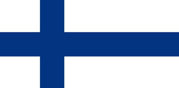 Welches der nordischen Länder hat diese Flagge?