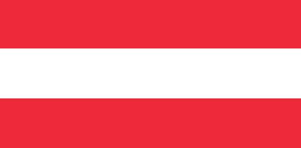 Diese Flagge kommt schon recht unscheinbar daher, aber eigentlich müsste sie jeder kennen. Von welchem Land stammt sie?