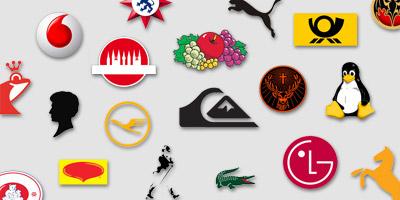 Kannst du diese 25 bekannten Logos erraten?