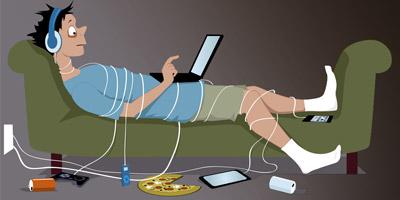 Wie internetsüchtig bist du wirklich?