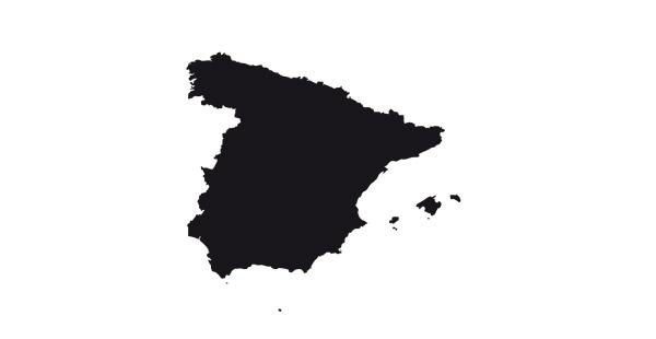 Den Umriss welches europäischen Landes sieht man hier?