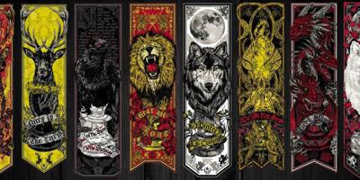 Welchem Game-of-Thrones-Haus gehörst du an?