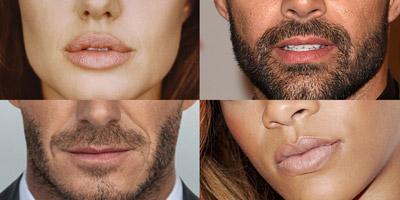 Was sagt deine Lippenform über deinen Charakter aus?