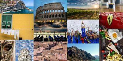 Das große Italien Quiz