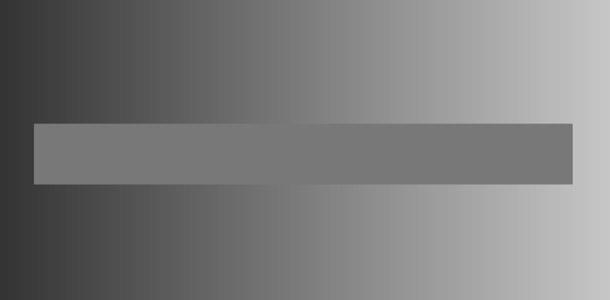 Der graue Balken in der Mitte des Bildes...