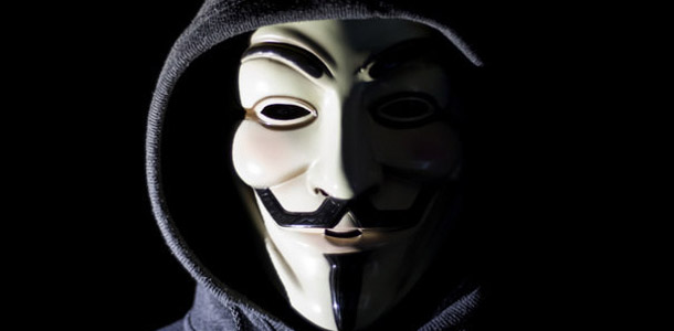 Was stellt die Maske, die die Gruppierung