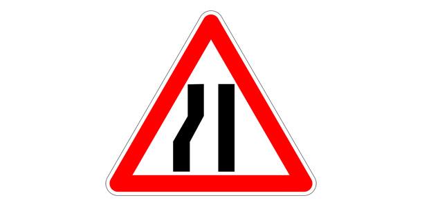 Und worauf weißt dieses Verkehrszeichen hin?