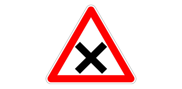 Was bedeutet dieses Verkehrsschild?