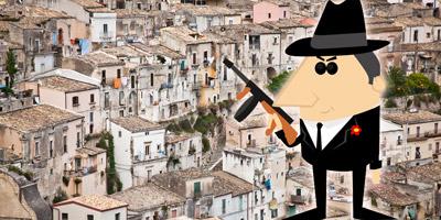Steckt ein kleiner Mafioso in dir?