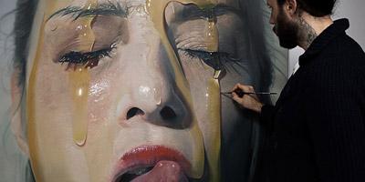Foto oder Gemälde - erkennst du den Unterschied?