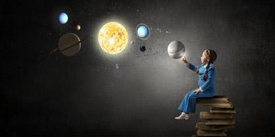 Welcher Planet beeinflusst dich am meisten?