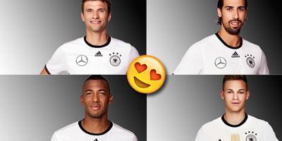 Welcher Spieler der Deutschen Elf wäre dein perfektes Date?
