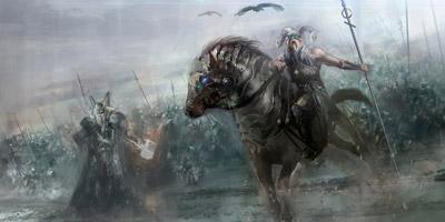 Welche nordische Gottheit wärst du?