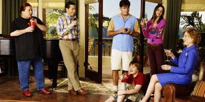 Das ultimative 'Two and a half men' Quiz