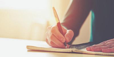 Was verrät deine Handschrift über dich?