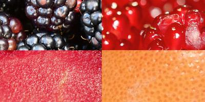 Errätst du diese 10 Früchte anhand einer Nahaufnahme?