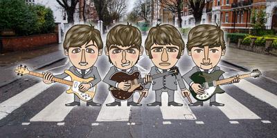 Wie gut kennst du die Texte der Beatles?