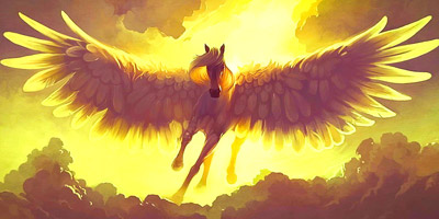 Welche mystische Kreatur ist dein Wegbegleiter?