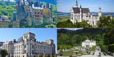 Erkennst du diese 15 deutschen Sehenswürdigkeiten?