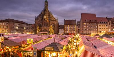 Das große Weihnachtsmarkt Quiz