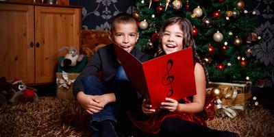Wie gut kennst du die Texte der beliebtesten Weihnachtslieder?