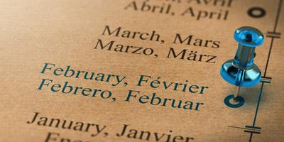 Das große Februar Wissensquiz