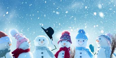 Bist du fit für den Winter?
