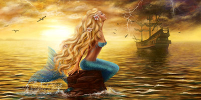 Was wäre dein Meerjungfrauen-Name?