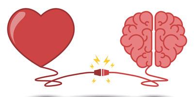 Bist du ein Herz- oder ein Kopfmensch?