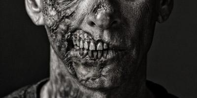 Was wäre deine einzige Waffe im Kampf während einer Zombie-Apokalypse?