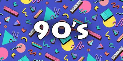 Das 90er Jahre Quiz