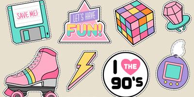Das große 90s Quiz - Bist du ein Kind der 90er Jahre?