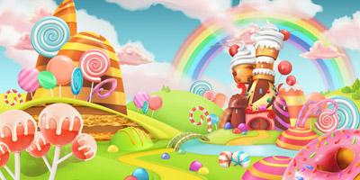 Welche Süßigkeit wärst du?