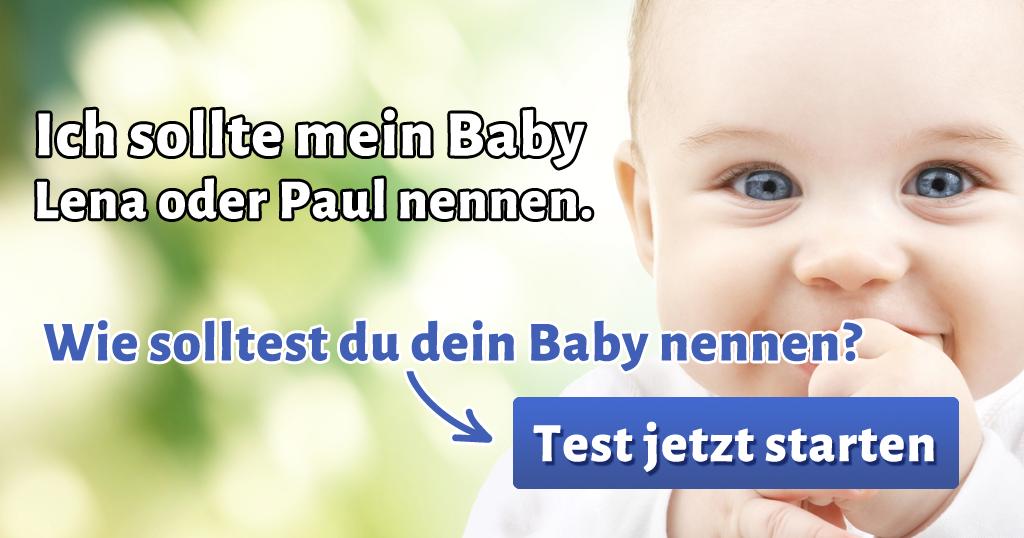 Wie Wird Mein Baby Aussehen Test