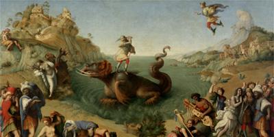 Welche Figur aus der griechischen Mythologie passt zu dir?