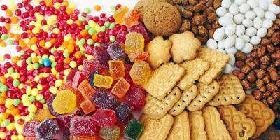 Wieviel weißt du über Süßigkeiten?