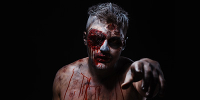 Würdest du eine Zombie-Apokalypse überleben?