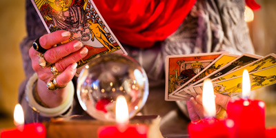 Welche Tarotkarte steht für dein Leben?