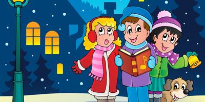 Das Weihnachtslieder-Quiz