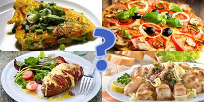 Kennst du diese 20 Speisen und Getränke?