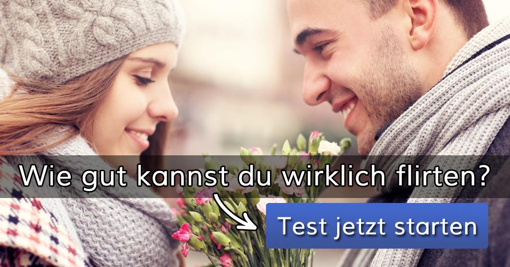 wie gut kann ich flirten test)
