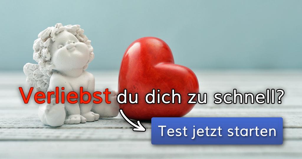Verliebtheits Test