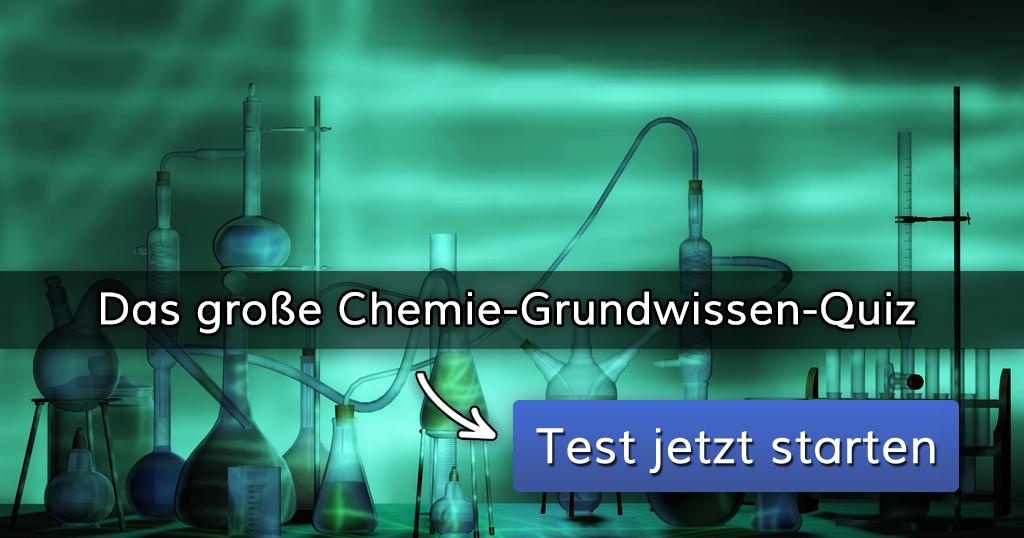 Quiz Chemie